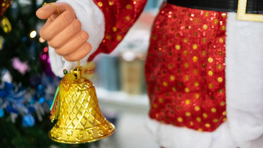 A golden bell