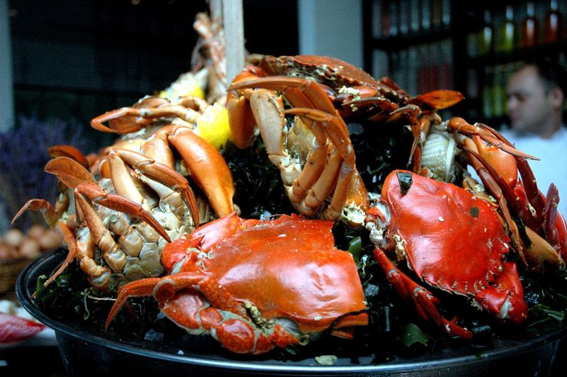 Food And Drink Food Freshness Seafood Close-up Healthy Eating Wellbeing Indoors  Crustacean Focus On Foreground No People Crab Still Life Ready-to-eat Crab - Seafood Lobster Meal Day Plate Serving Size Dinner Eyeem Philippines Crabs Crabs!!