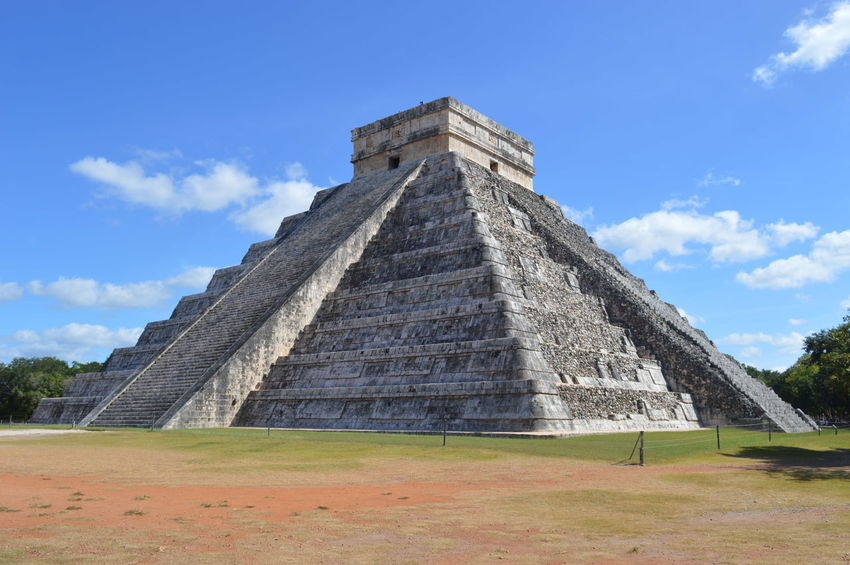 Ancient Ancient Civilization Archaeology Architecture Building Exterior Chichen Itza Chichen-Itzá Chichenitza History Kukulkan Mayan Mayan Culture Mayan Ruins Mayan Wonders Mayanculture Mayas Mexico No People Old Ruin Piramide Place Of Worship Pyramid Tourism Travel Travel Destinations