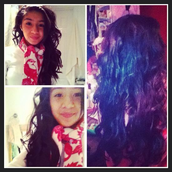 In Love Mah Hair, My Cousin Made It For Meh ❤❤❤❤❤