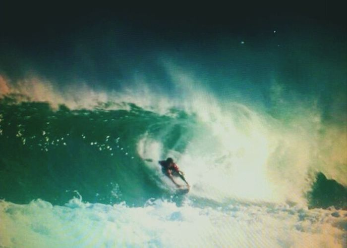 somewhere in Brazil Surfing Enjoying Life My Sea Myself