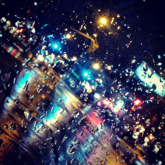 Rain gently falls whenever we say goodbye... Rainynights Melancholia