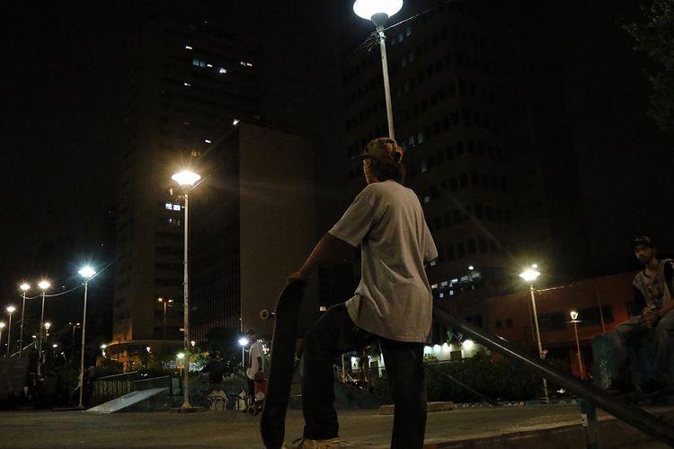 """""""Night Lights""""."""