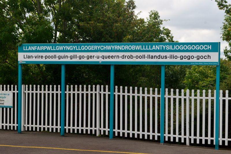 Llanfairpwllgwyn