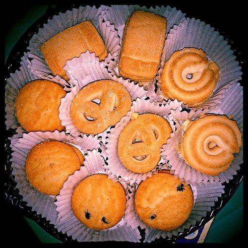 Delicioso. ❤❤❤ Buttercookies Danesita Thingsthatmakemehappy ConsummateSnacker😍😍😍🍮🍦🍨🍧🎂🍰🍩