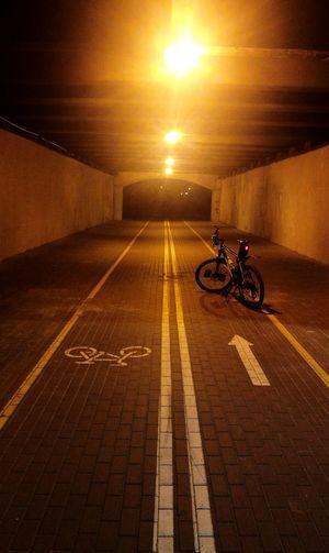 30daysofbiking Minsk Biking #30daysofbikingby #HuaweiP9plus #sport Illuminated Road Bicycle Sunset Headwear Cycling Biker Motorcycle Moving