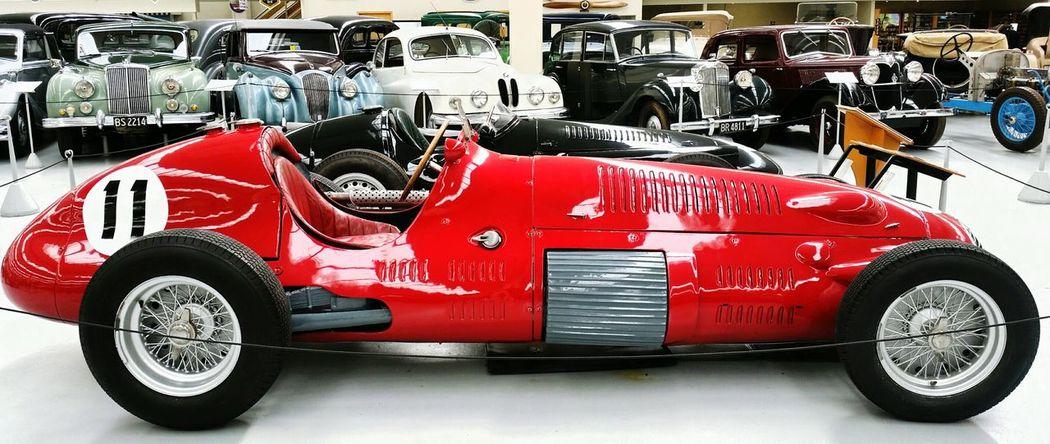 Automotive Photography Rare Car Classic Car Car Museum Racing Car Red
