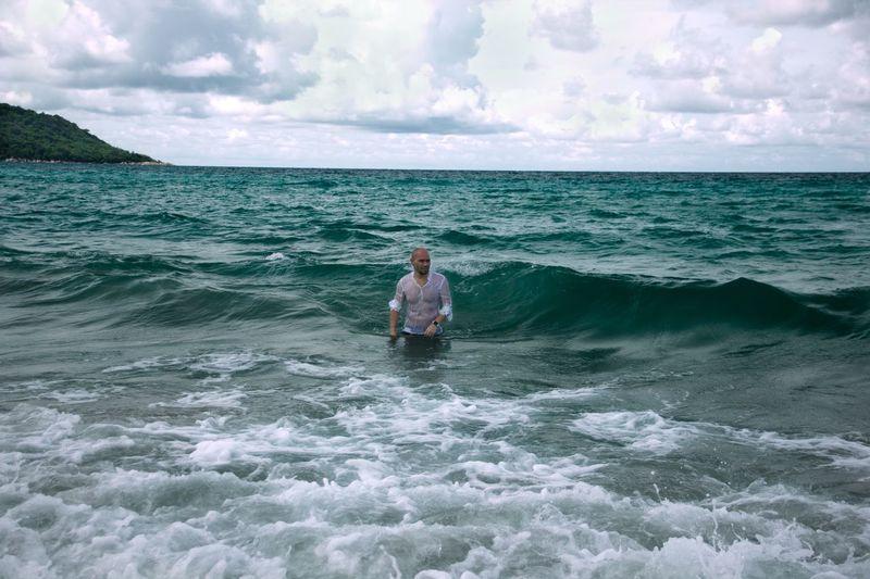 Water Sea Real