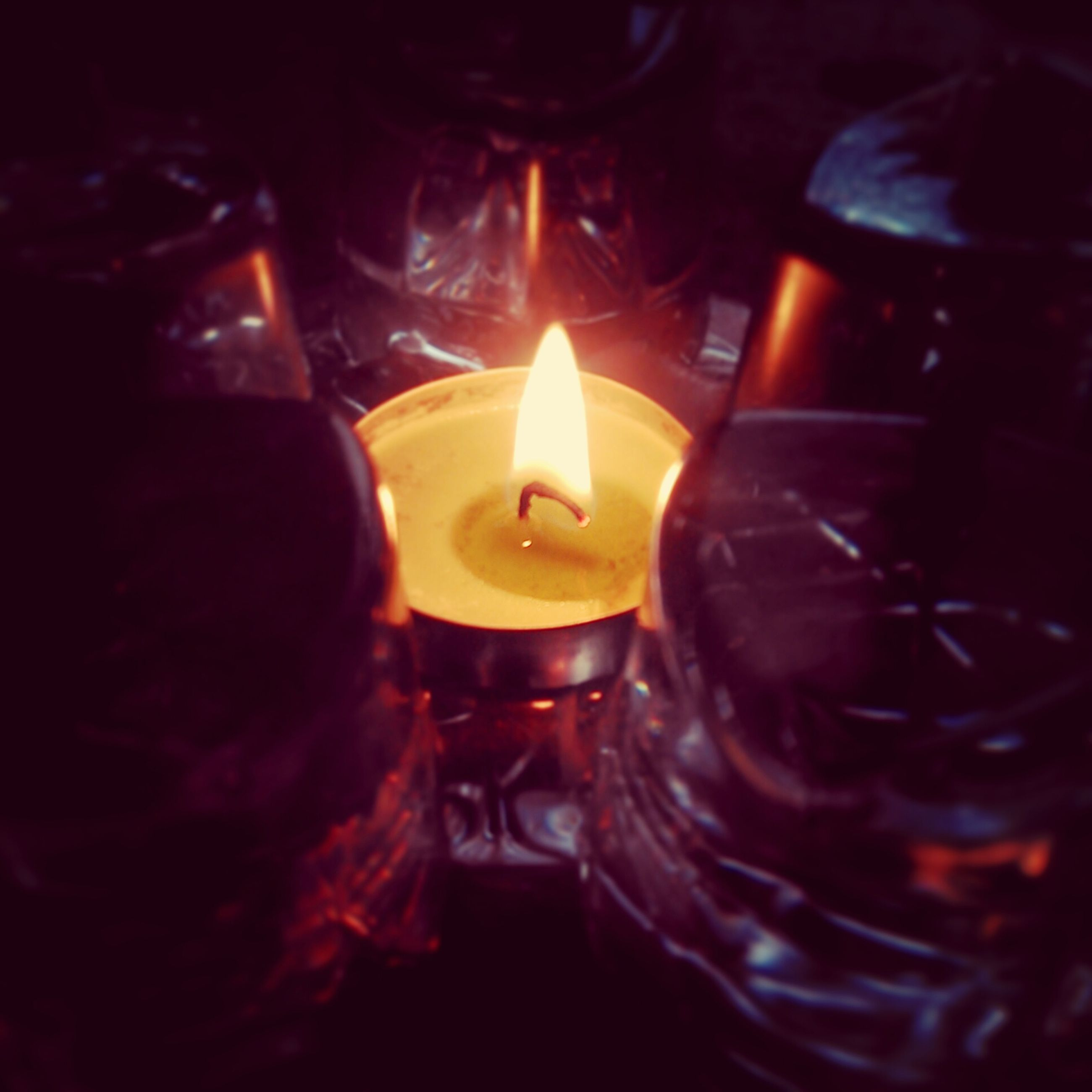 burning, flame, candle, indoors, fire - natural phenomenon, heat - temperature, illuminated, glowing, food and drink, close-up, drink, lit, table, candlelight, drinking glass, still life, refreshment, fire, tea light, alcohol