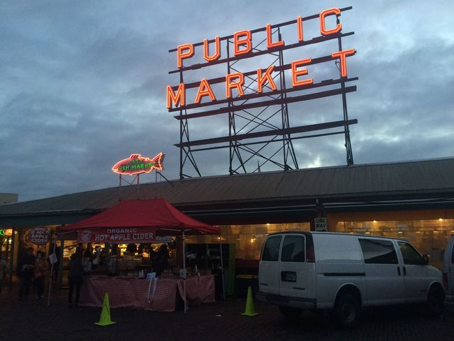 Pike Place Market PikePlaceMarket Seattle
