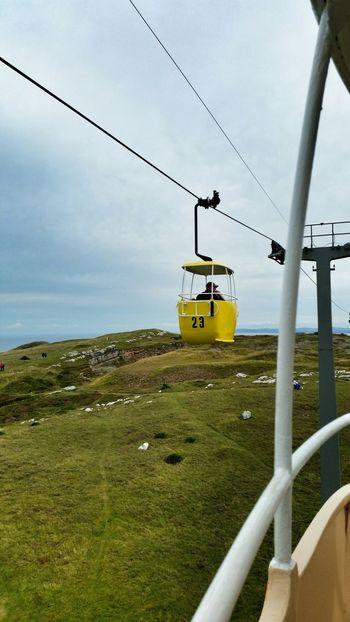 Great Orme Llandudno Wales Cable Car North Wales