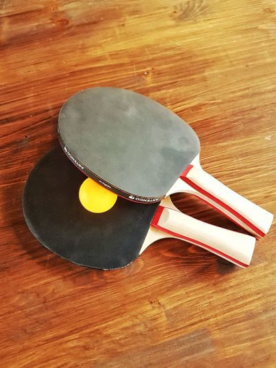 Ready to play Photos Photo Art Eos77D Color Canon MR7 Play Ping Pong Table Yellow Capture Moment Fun Games Day