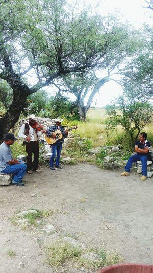 Real People Day Men Leisure Activity Friendship Cmh Cadereyta Querétaro CadereytaPuebloMágico