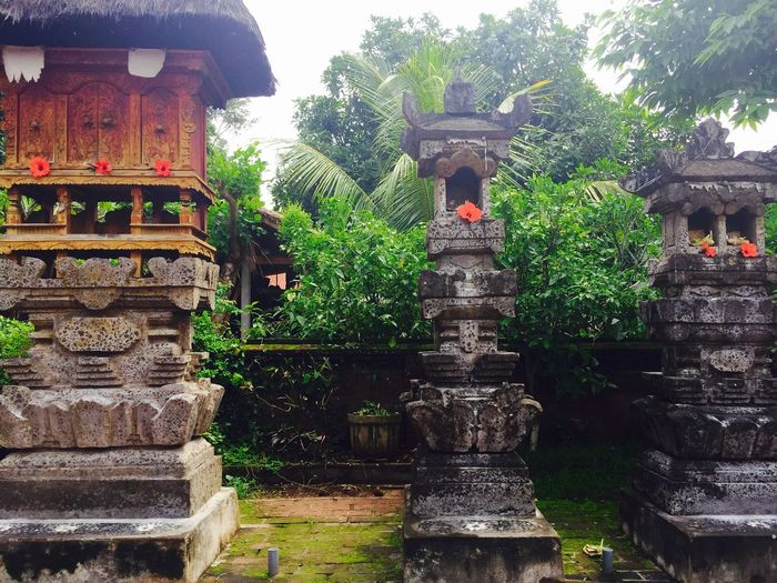 Architecture Bali Indonesia Building Exterior Cultures Day No People Place Of Worship Praying Religion