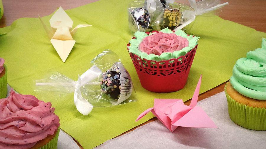 Popcake and Cupcakes for the Universität Bielefeld for a good feeling :) Photography Taking Photos Photographer Muffins Sweets Tatlı Yiyelim Tatlı Konuşalım
