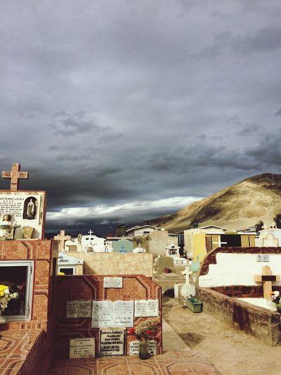 Cloud - Sky Memorial Chañaral