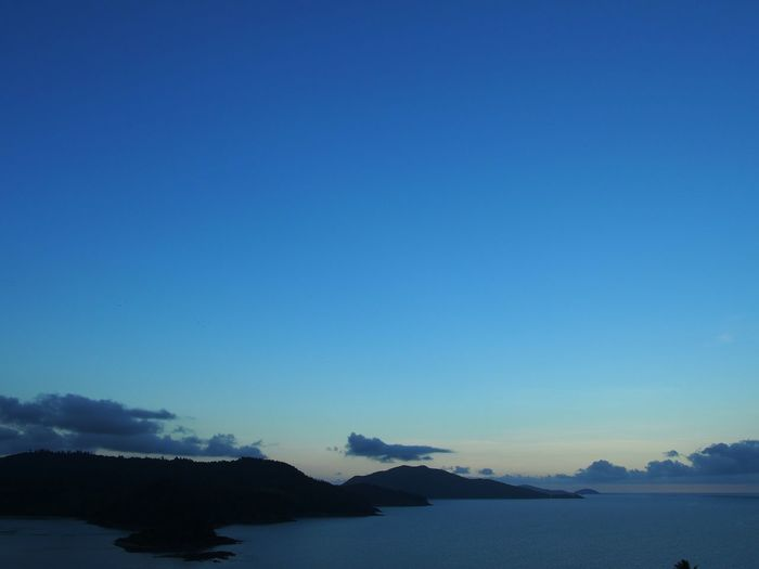Beautiful Surroundings Hamilton Island No Filter Unedited Sunset Travel Cobalt Blue By Motorola