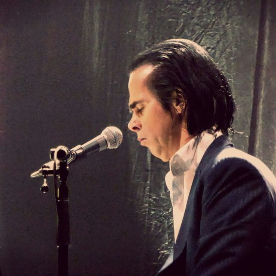 Mr Nick Cave. I took this in December of last year when i was lucky enough to be in the front row. Taking Photos Australia Nickcave Nickcaveandthebadseeds Concertlivemusic Live Music Frontrow Melbourne