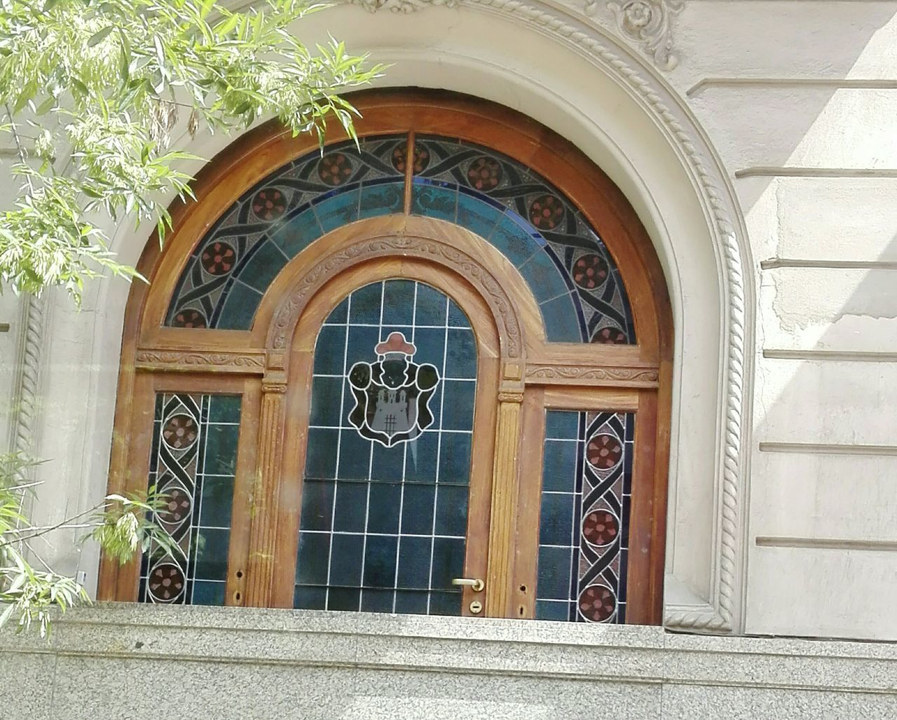 architecture, built structure, door, window, arch, entrance, building exterior, day, no people, outdoors