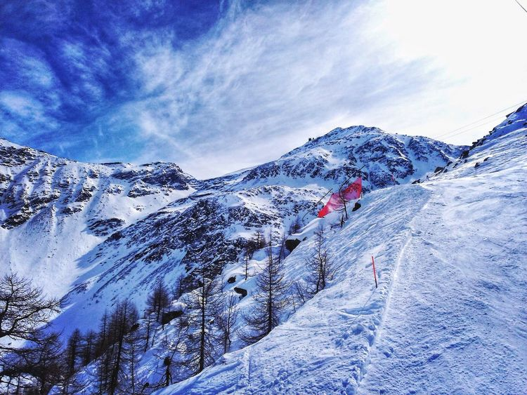 Italy Madesimo Mountains Skiing Winter Snow Sky Adventure Winter Sport Nature Photography Photooftheday Travel Travel Photography Travel The World Landscape World Nature Photography Europe