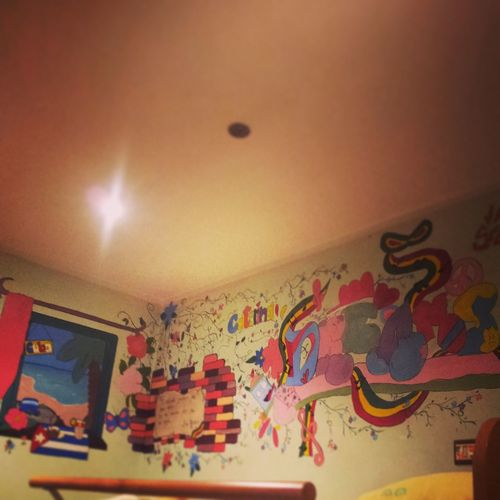 My Art On My Wall