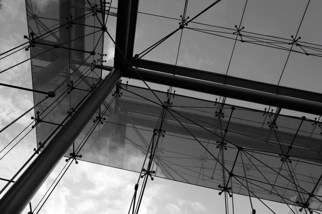 Low Angle View Sky Built Structure Architecture Day No People Cloud - Sky Outdoors Building Exterior