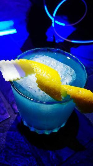 明天 Lemon Drink Cocktail Fruit Drinking Glass Citrus Fruit Food And Drink