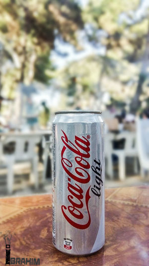 Close-up Cocacola Cocacola Cocacola #drink CocaCola Is My Addiction Cocacola ✌️ Cocacolacherry Cocacolalife Cocacolatruck  Cocacolazero Day No People Outdoors Photography