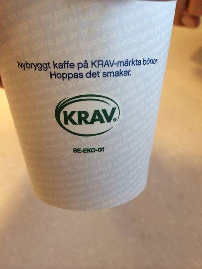 Max kaffe :)