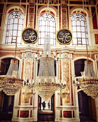 Gezgin İstanbul'da Old Architecture