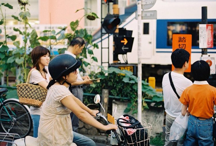 Kodak Portra Tokyo Hello World City Life Everyday Lives 35mm Film Film Streetphotography Ultimate Japan