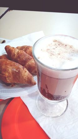 Food On The Go Capuccino