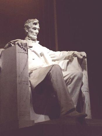 Lincoln Memorial Washington, D. C.