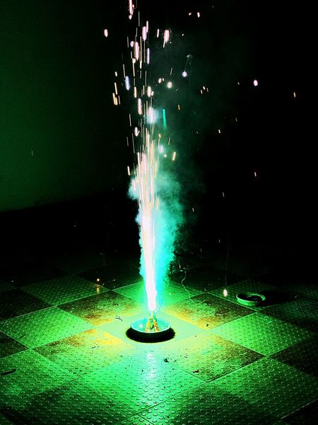 #Eye em #diwali #crackers #fun Glowing Firework Display Blurred Motion Firework Celebration Outdoors No People First Eyeem Photo