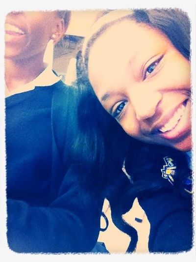 With My Friend @_cchrrissss Follow Her She Cool People .