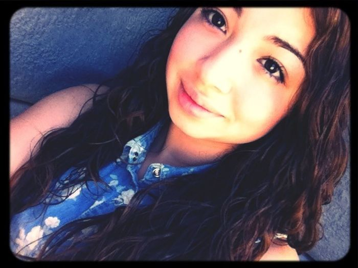 Just Me ;D  Smile <3 Earlier Today