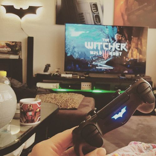 This is me the next 5 days... Nerdlife Ionlystandupforsex PS4 Thewitcher3 Batman Ironman Starwars Playstation