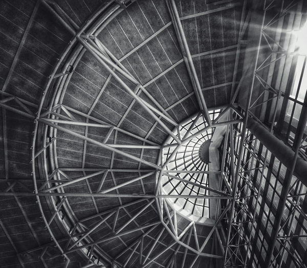 Looking Up Architecture Built Structure Clock Day Indoors  Low Angle View No People The Architect - 2017 EyeEm Awards