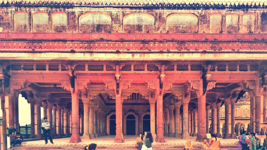 Built Structure Architecture Men History Architectural Column Place Of Worship Spirituality Lifestyles Person Arch Tourism Entrance Ancient Temple - Building Historic Day Architectural Feature Famous Place Outdoors The Past EyeEm Best Shots Eye4photography