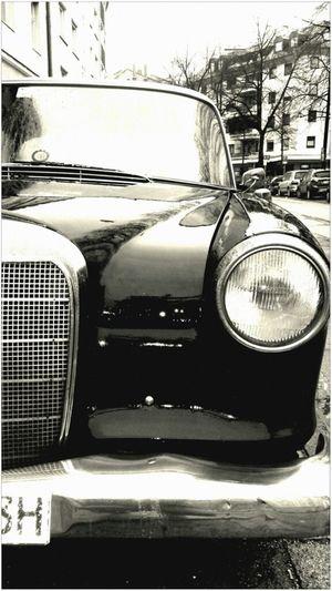 Walking Around Car Vintage Cars