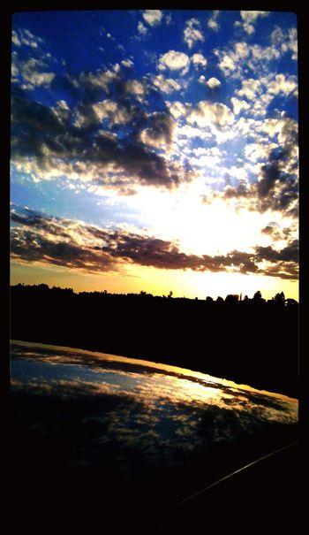 sanramon Canelones Uruguay Sunset