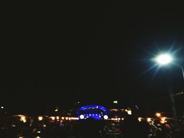 last night . VAMOS SAN CARLOS ! 🌻🙌🍻