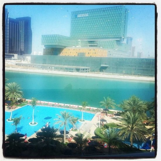 Beach Resort Abudhabi Abudhabi _ mall hotel pool ocean view rotana