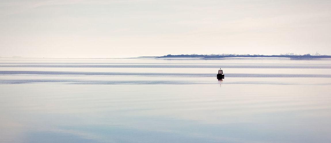 Buoy Calm Calm Water Calmness EyeEmNewHere Lake Landscape Ocean Outdoors Seascape Seaside Shores Sunrise Water Waterfront EyeEmNewHere
