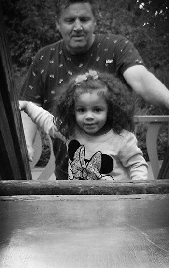 Princess and her Grandad at the Park♡
