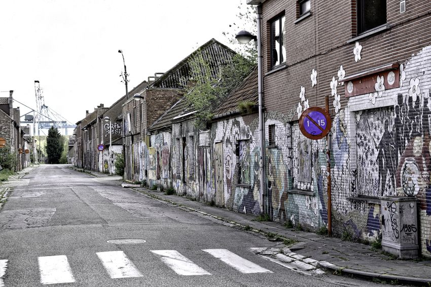 Abandoned Abandoned Buildings Abandoned Places Abandoned Street Belgium Doel Doel Belgium Doel België Graffiti Netherlands PeteVandal Urban Urbex