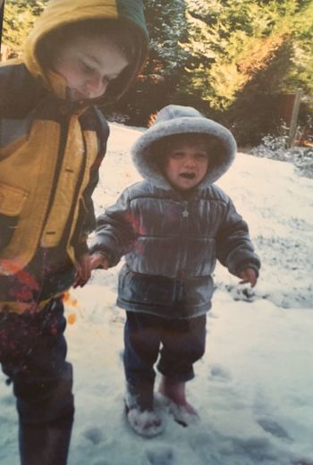 Guessing I hated the snow