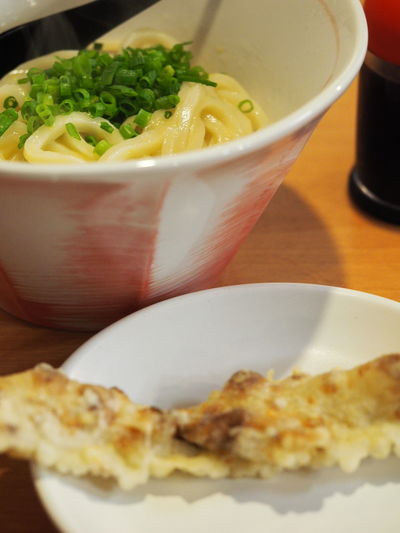 釜玉うどん美味し!温まった!Kamatama Udon Noodles Sanukiudon Udon Chikuwa Yummy Foodporn Food Foodphotography Enjoying A Meal In My Mouf Foodie Foodgasm Foods Relaxing Meal Enjoying Life Taking Pictures Foodstagram Taking Photos Olympus Om-d E-m10 M.zuiko 60mm F2.8 Macro