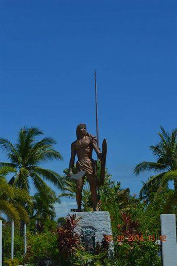 Lapu-lapu HERO Philippine History Mactan Cebu Heritage