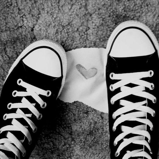 I love my converse